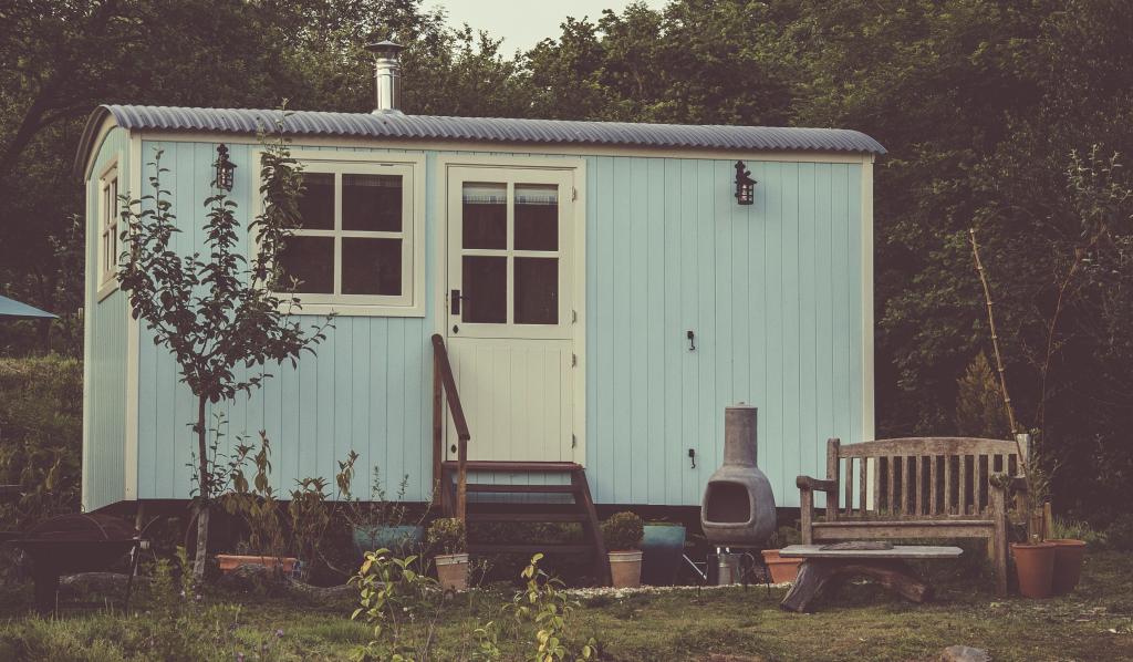 vente de Tiny House en Bretagne